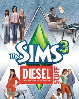 The Sims 3 Diesel (DIGITAL)