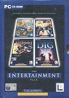 LucasArts the Entertainment Pack (PC)