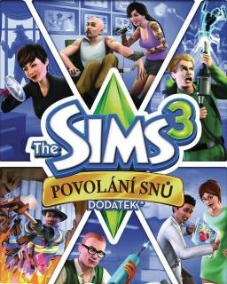 The Sims 3 Povolání Snů (PC DIGITAL)
