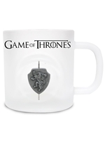 Hrnek Game of Thrones - Otáčející 3D Logo Lannisterů