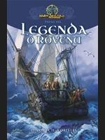 Kniha Brány Skeldalu I.: Legenda o Rovenu (PC)