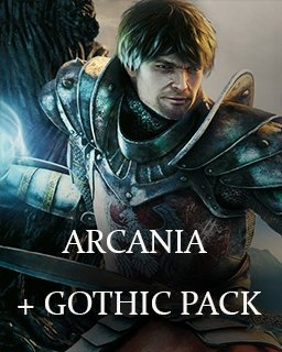 Arcania + Gothic Pack (PC DIGITAL)