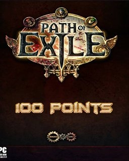 Path of Exile 100 Points (DIGITAL)