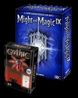 Super Pack 6 - Might and Magic 9 + Gothic (PC)