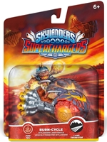 Figurka Skylanders Superchargers: Burn Cycle