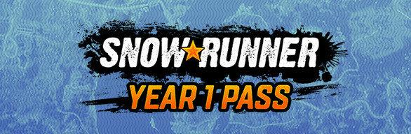 Levně SnowRunner - Year 1 Pass (DLC) +
