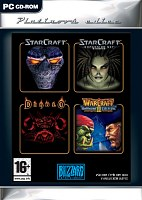 Blizzard Anthology (Starcraft + Diablo + Warcraft 2) (PC)