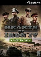Hearts of Iron IV: Cadet Edition (PC DIGITAL) (PC)