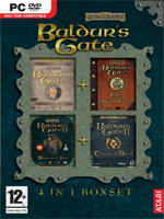 Baldurs Gate Compilation (4 in 1 box set)