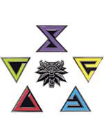 Odznaky Zaklínač 3 - Znamení