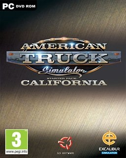 American Truck Simulator (DIGITAL) (PC)