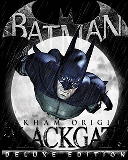 Batman Arkham Origins Blackgate Deluxe Edition (DIGITAL)