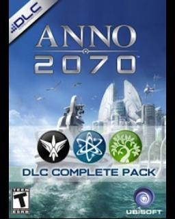Anno 2070 DLC Complete Pack (PC DIGITAL)
