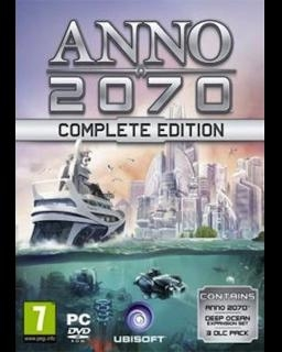 Anno 2070 Complete (PC DIGITAL)