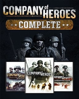 Company of Heroes Complete Pack (PC DIGITAL) (PC)