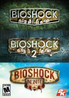 BioShock Triple Pack (PC DIGITAL)