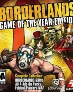 Borderlands GOTY (DIGITAL)