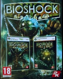 BioShock 1 + 2 (DIGITAL)