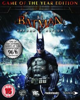 Batman Arkham Asylum GOTY (DIGITAL)