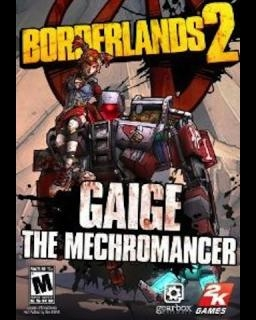 Borderlands 2 - Mechromancer Pack (DIGITAL)