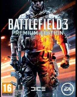Battlefield 3 Premium Edition (PC DIGITAL) (PC)