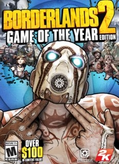 Borderlands 2 Game of the Year Edition (DIGITAL)