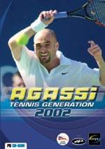 Agassi Tennis Generation 2002 (PC)