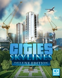 Cities Skylines Digital Deluxe Edition (PC DIGITAL) (PC)
