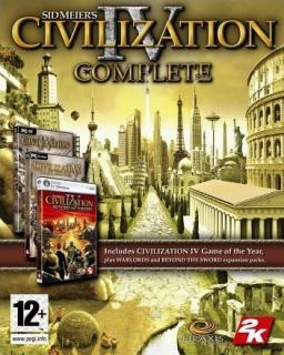 Civilization IV The Complete Edition (DIGITAL)