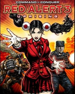 Command and Conquer Red Alert 3 Uprising (DIGITAL)