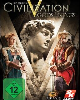 Civilization V Gods and Kings (DIGITAL)