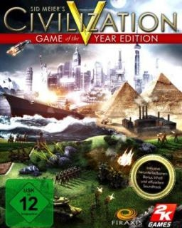 Civilization V GOTY Edition (DIGITAL)