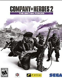 Company of Heroes 2 - The British Forces (DIGITAL)