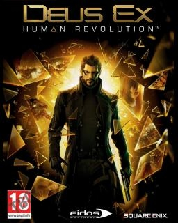 Deus Ex Human Revolution (PC DIGITAL)
