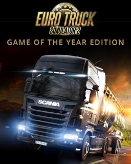 Euro Truck Simulátor 2 Game Of The Year Edition (DIGITAL)