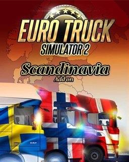 Euro Truck Simulátor 2 Scandinavia (DIGITAL)