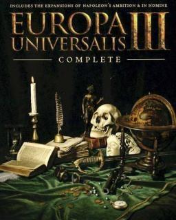 Europa Universalis III Complete (DIGITAL)
