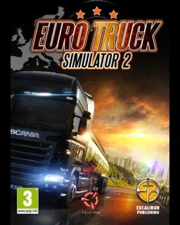 Euro Truck Simulátor 2 (PC DIGITAL)