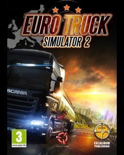 Euro Truck Simulátor 2 (DIGITAL)