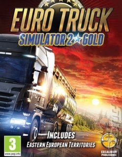 Euro Truck Simulátor 2 GOLD (PC DIGITAL)
