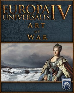 Europa Universalis IV Art of War (DIGITAL)