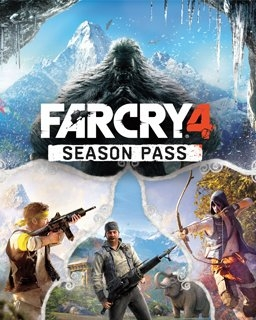 Far Cry 4 Season Pass (DIGITAL)