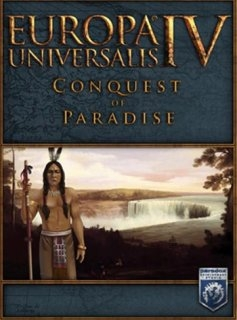 Europa Universalis IV Conquest of Paradise (DIGITAL)