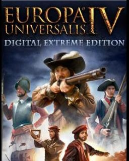 Europa Universalis IV Digital Extreme Edition (DIGITAL)