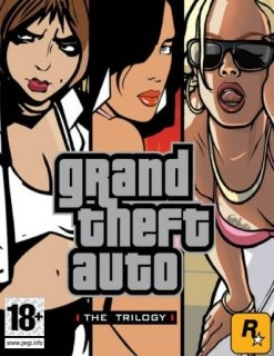 Grand Theft Auto Trilogy, GTA Trilogy (DIGITAL)
