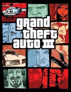 Grand Theft Auto III, GTA 3 (DIGITAL)