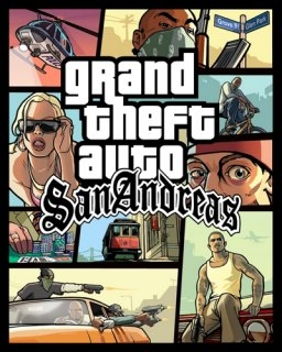 Grand Theft Auto San Andreas, GTA San Andreas (DIGITAL)