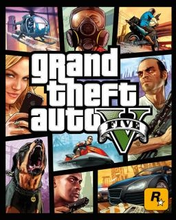 Grand Theft Auto V, GTA 5 (DIGITAL)