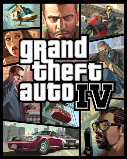 Grand Theft Auto IV, GTA 4 (DIGITAL)