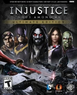 Injustice Gods Among Us Ultimate Edition (DIGITAL)